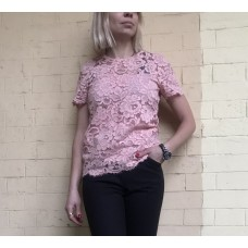 Блуза кружево DKNY
