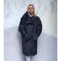 Пальто-одеяло от  Alberto Bini
