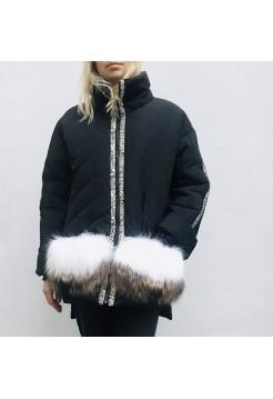 Куртка с лампасами