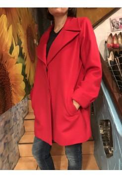 Пальто розовое Marina Rinaldi